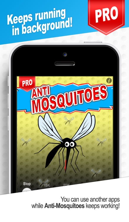 Anti Mosquitoes Pro screenshot-1