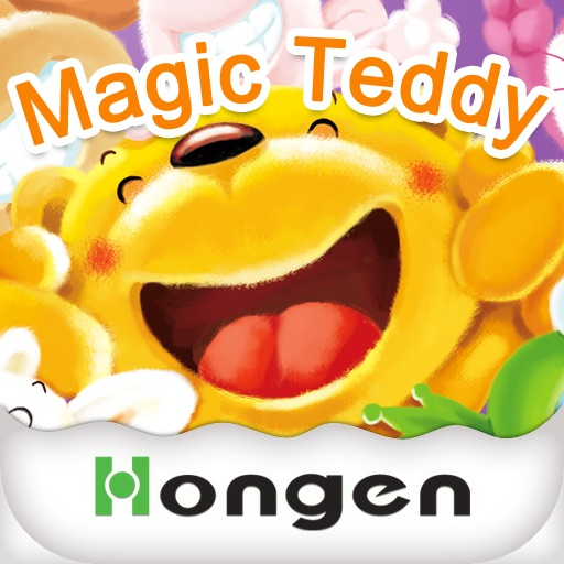 Magic Teddy English for Kids - Smile, Please