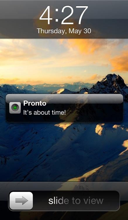 Pronto — Timer App screenshot-4