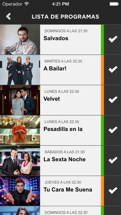 Atresmedia Conecta screenshot-3