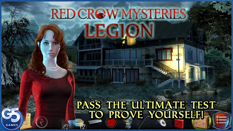 Red Crow Mysteries: Legion (Full)
