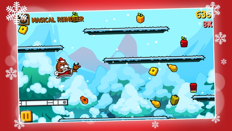 Run Tappy Run Xmas - Christmas Mission