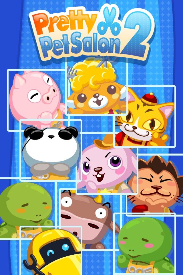 Pretty Pet Salon 2 Cheat Codes