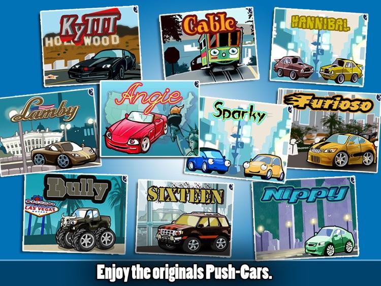 Push-Cars: Everyday Jam HD