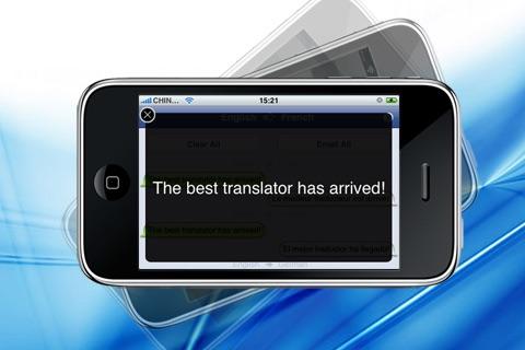 Translator Free ~ translate with voice