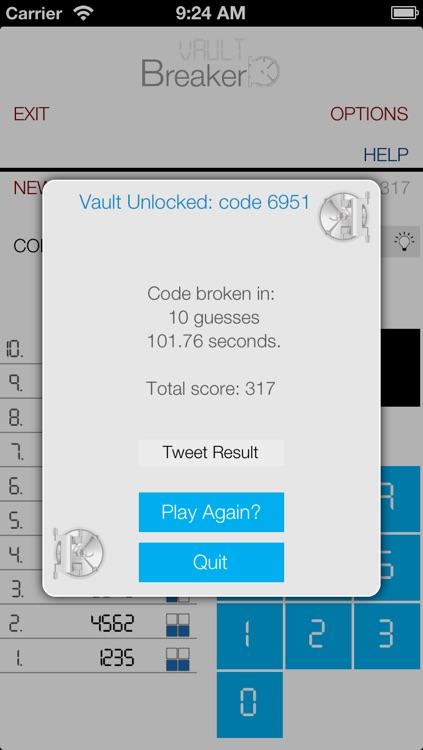 Vault Breaker : Full & Free logic puzzle game screenshot-3