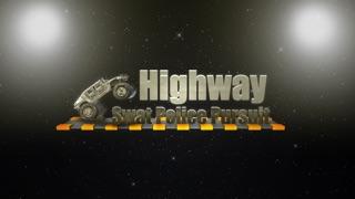 Highway SWAT Police Pursuit - Hot monster truck racing game-3