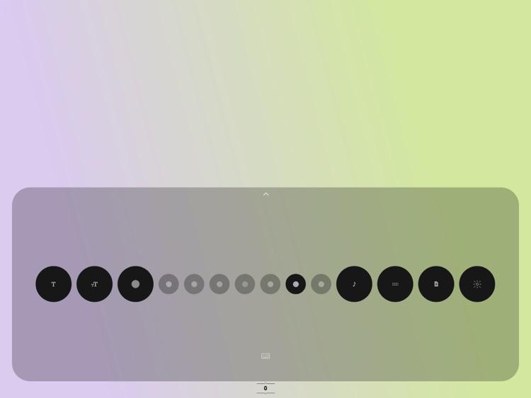 OmmWriter for iPad screenshot-3