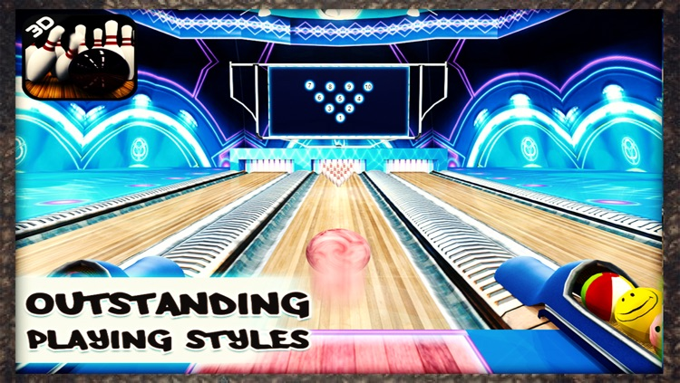 3D Bowling screenshot-3