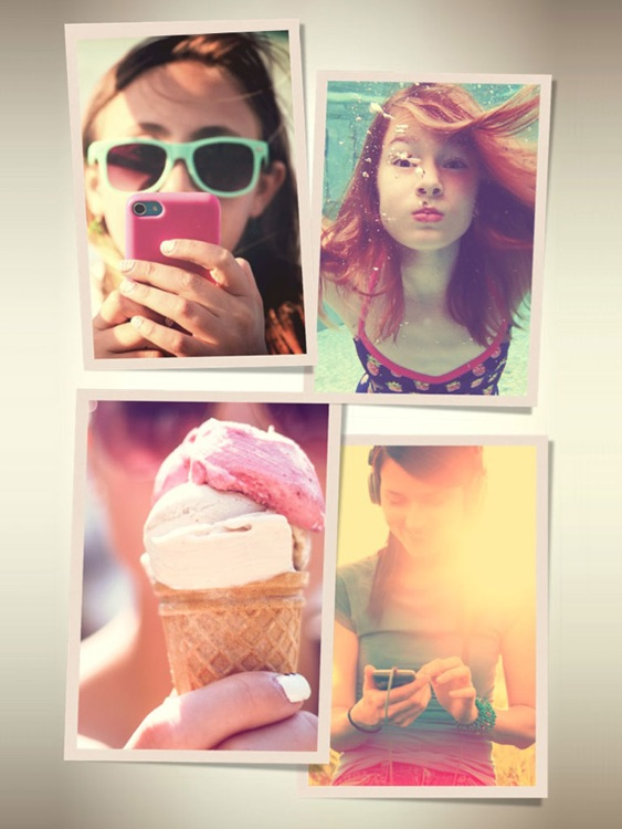 Photo Slice HD Free - Cut your photo into pieces to make great photo collage and pic frame