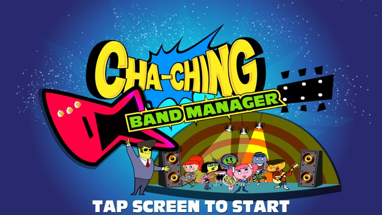 Cha-Ching BAND MANAGER