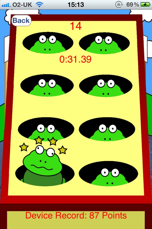 Bash The Frog - Tap Game screenshot-4