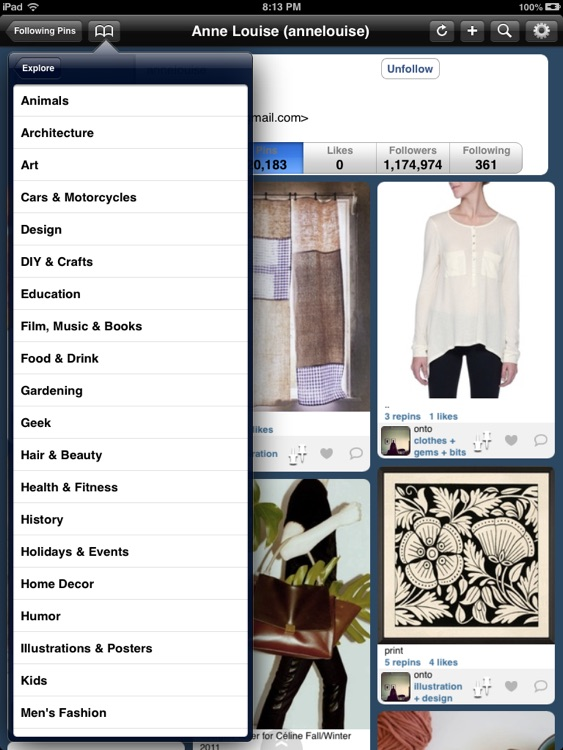 Pin++ for Pinterest screenshot-4