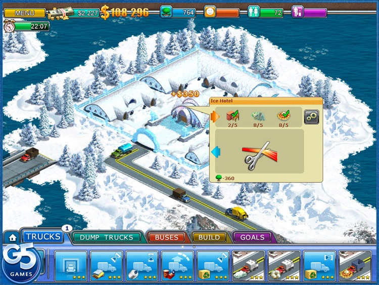 Virtual City 2: Paradise Resort HD (Full) screenshot-3