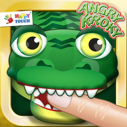 Angry Kroky – Gone Totally Crazy! (from Happy-Touch)