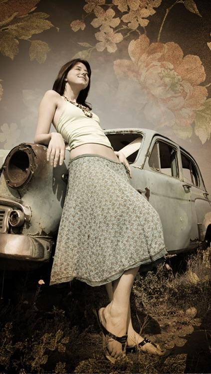 Insta Vintage Fx - Free Movie style retro effects photo editor