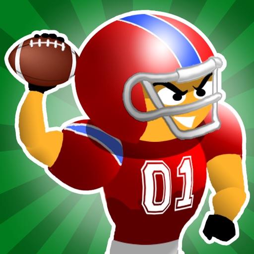 Football Bowl Super Stars - Free Final Touchdown Match Game & American Gridiron Rush Drive icon