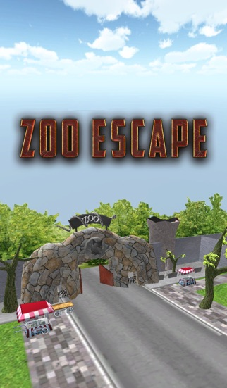 Zoo Escape - An Endless Running screenshot one