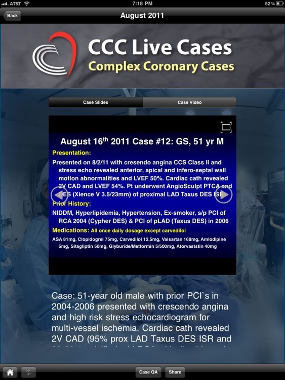 CCCLive Cases
