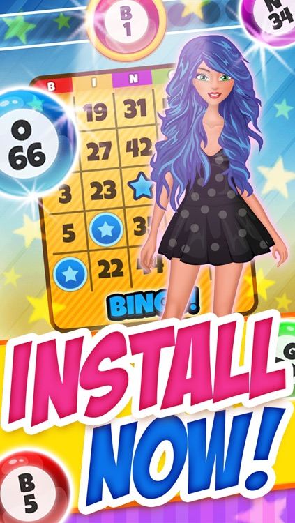 Bingo Dash Fever - Have A Blast At The Bash Casino Island screenshot-3