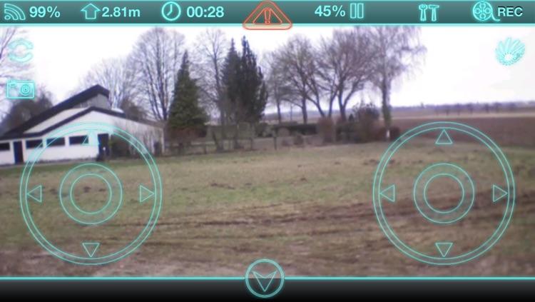 Drone Control - Remote Control your AR.Drone