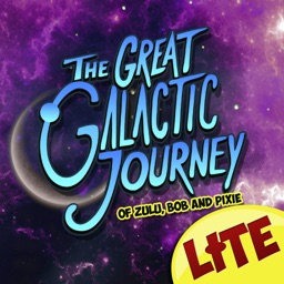 Space Robots Lite - The Great Galactic Journey of Zulu, Bob and Pixie