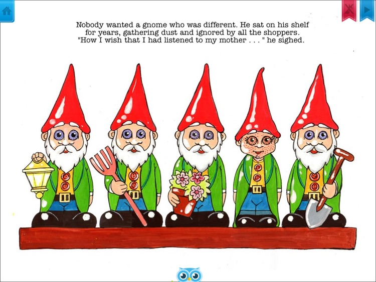 The Beardless Gnome - Have fun with Pickatale while learning how to read. screenshot-3