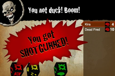 Zombie Dice screenshot-4