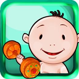 Baby Rattle Jhoonjhooni