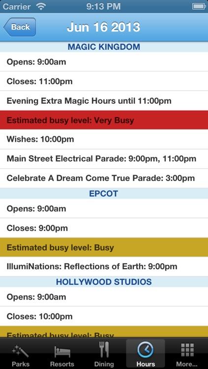 Guide for Disney World screenshot-3
