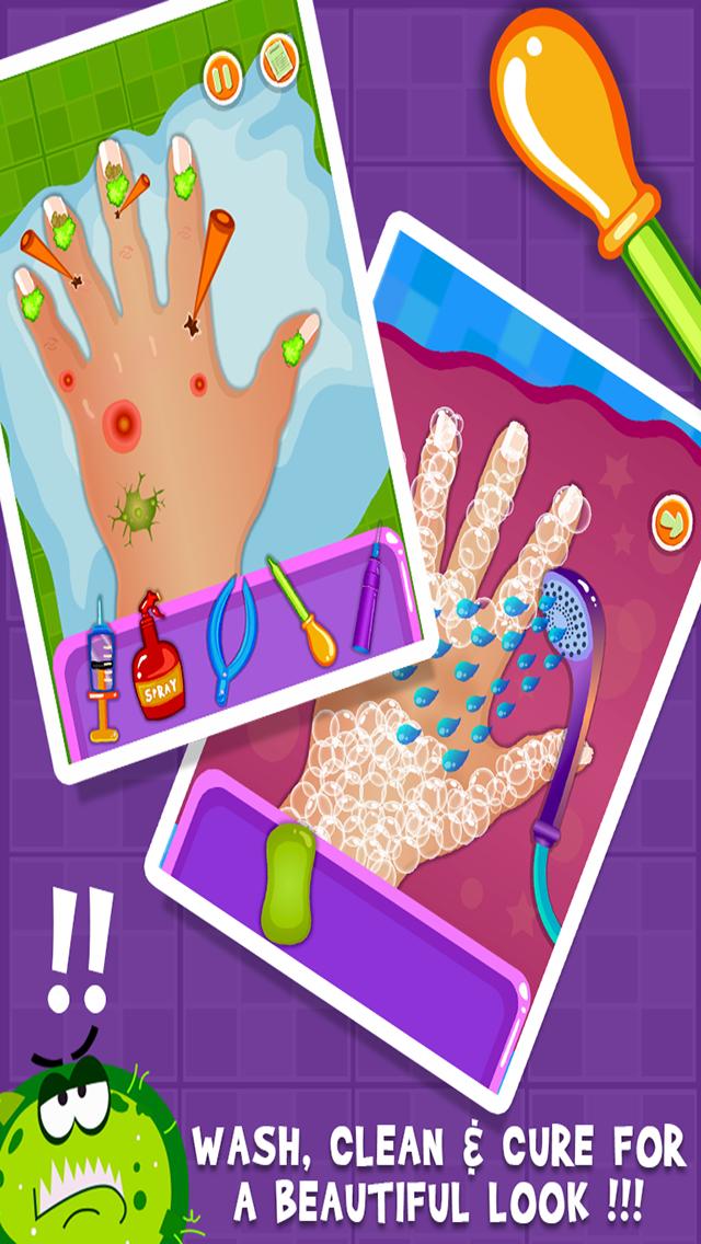 Baby Nail Doctor- Girls & Fun Kids Games-1