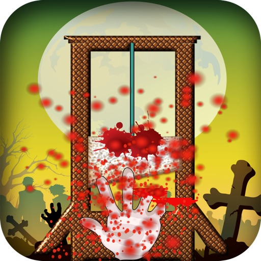 Zombie Finger Smash - A Scary Bloody Slicing Mania Full