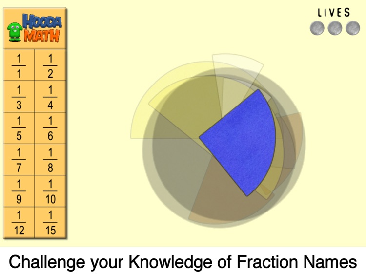Fraction Circles screenshot-3