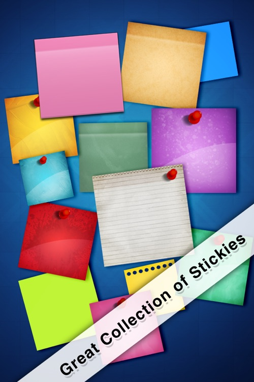 Sticky Notes with Reminders screenshot-1
