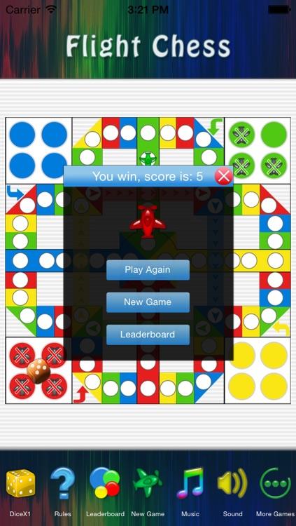 Flight Chess Classic screenshot-4