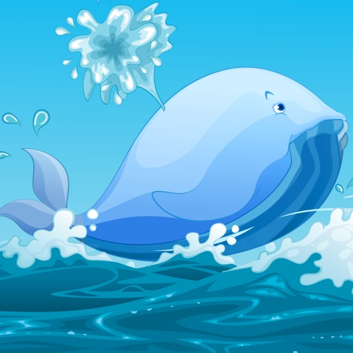 Insane Whale Jump - Ocean Obstacle icon