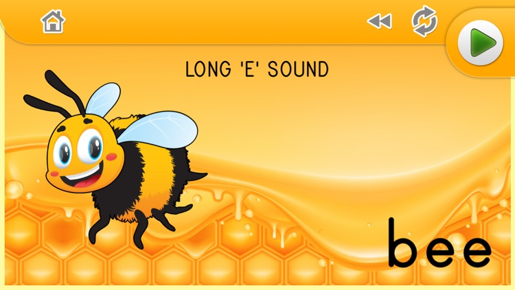 Phonics Fun:  Long and Short Vowel Sounds screenshot-1