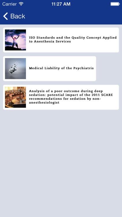 Revista Colombiana de Anestesiología screenshot-3