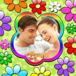 Best Flower Photo Frames HD