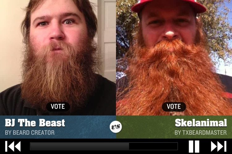 BeardWars screenshot-4