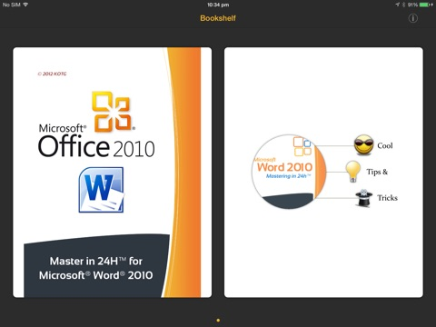 Screenshot #4 pour Master in 24h for Microsoft Word 2010