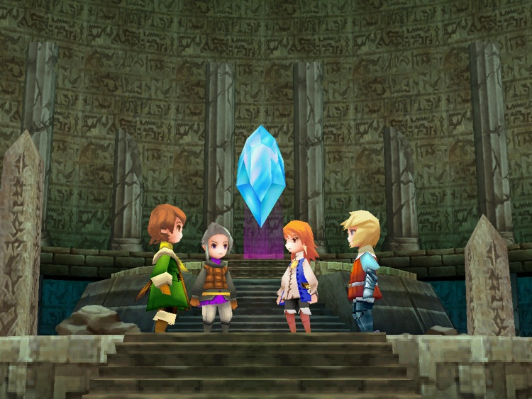 FINAL FANTASY III for iPad screenshot-3