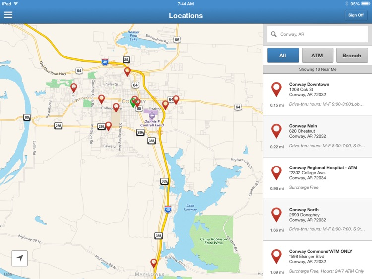 Centennial Bank Mobile for iPad screenshot-4