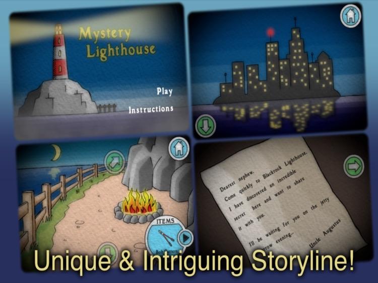 Mystery Lighthouse HD