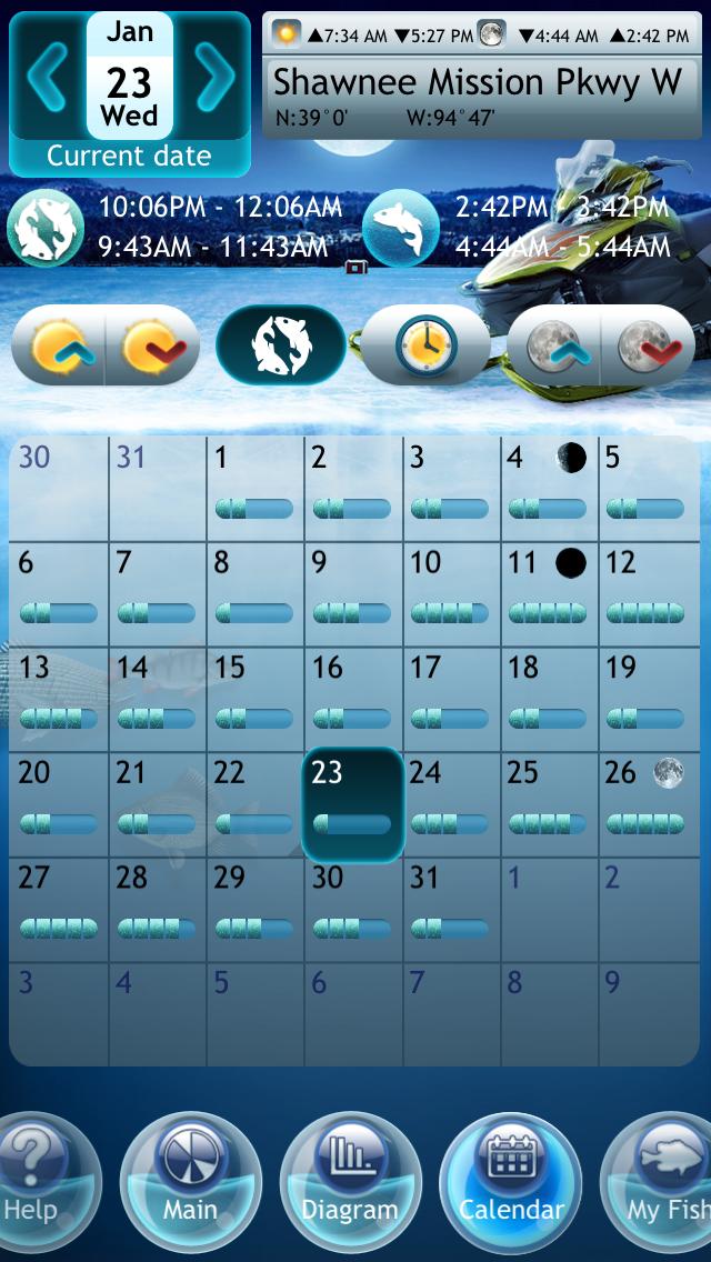 Screenshot #8 for Winter Fishing Deluxe