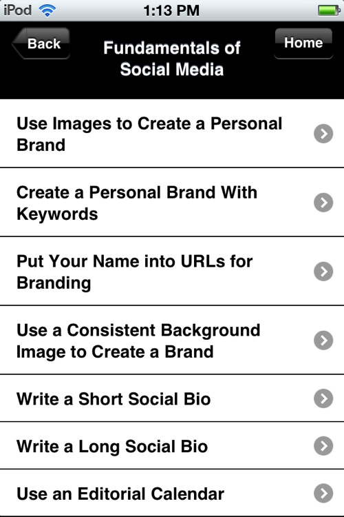 Social Media Marketing Tips For Dummies screenshot-1