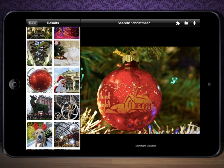 Flickr Photo Viewer And Puzzle Maker screenshot-4