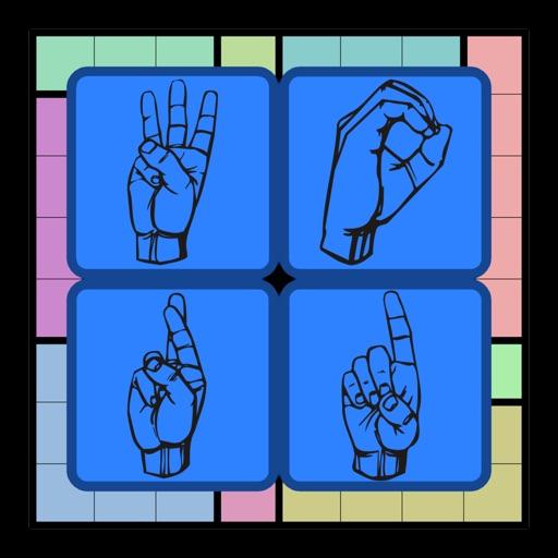 ASL Polyomino Words