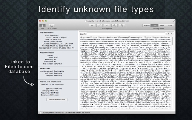 File Viewer on the Mac App Store