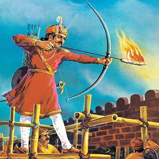 Krishnadeva Raya- Amar Chitra Katha Comics